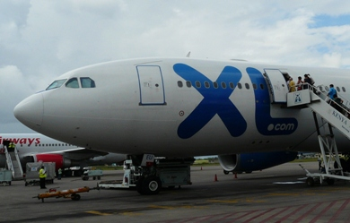 XL Airways low cost