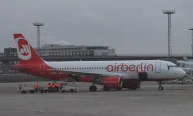 Air Berlin, low cost flüge