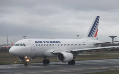 Air France website