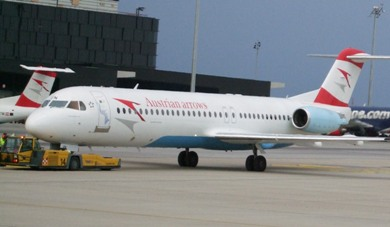 Reserva tu vuelo con Austrian Airlines