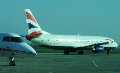 Réservez votre vol avec British Airways