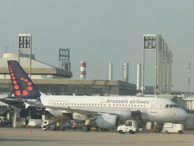 Fliegen mit Brussels Airlines