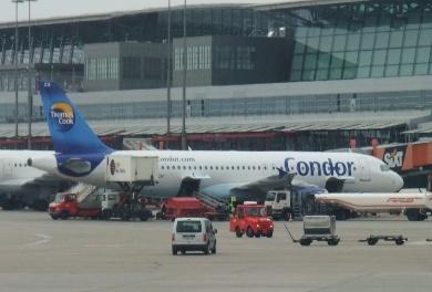 Condor Webseite Besuchen