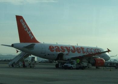 Réservez ici votre vol avec Easyjet