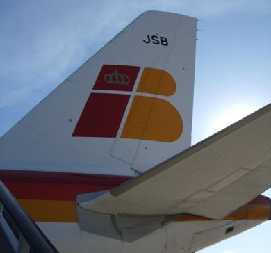 Iberia Webseite Besuchen