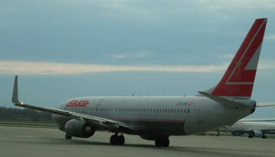 Lauda Air website