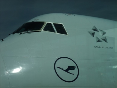 Star Alliance Lufthansa Boeing 747