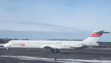 Réservez votre vol avec Norwegian Air Shuttle