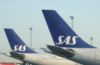 Réservez votre vol avec SAS Scandinavian Airlines