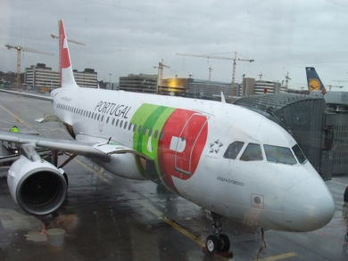 TAP Portugal Website