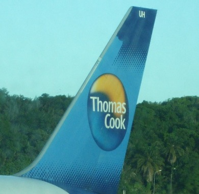 vols avec Thomas Cook Airlines