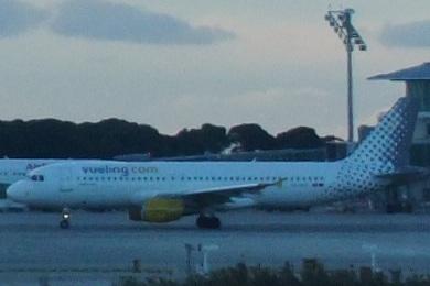 Cliquez ici pour réserver votre vol low cost avec Vueling